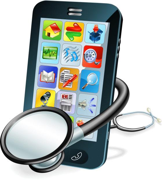 אפליקציות רפואיות בסלולר