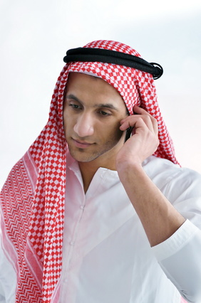 סלולר במדינות ערב