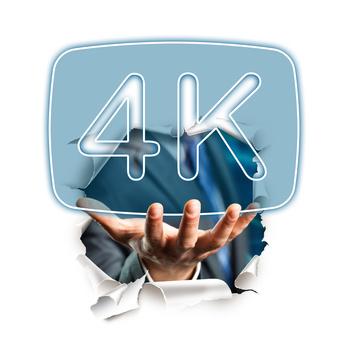 טלוויזיה 4K