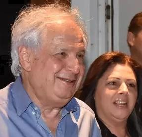 הזוג שאול ואיריס אלוביץ'