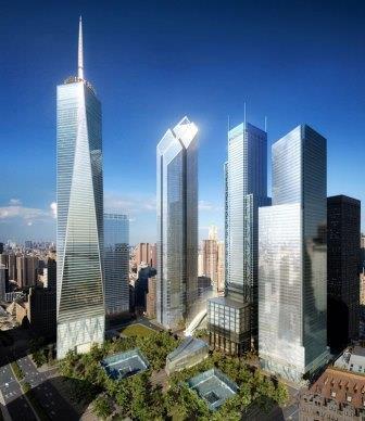 מגדלי הסחר החדשים בניו-יורק