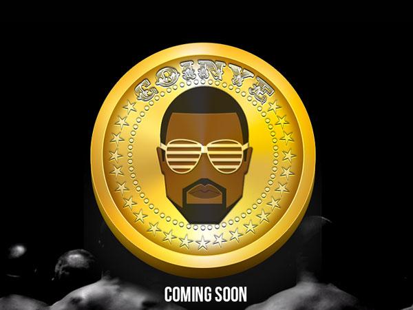 המטבע CoinyeWest