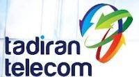 לוגו חדש תדיראן טלקום