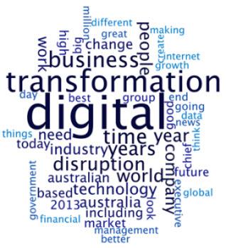 טרנספורמציה דיגיטלית