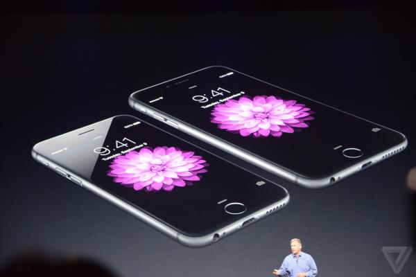 אייפון 6 ואיפון 6 פלוס