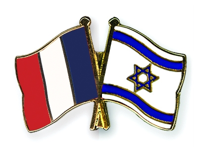 צרפת-ישראל