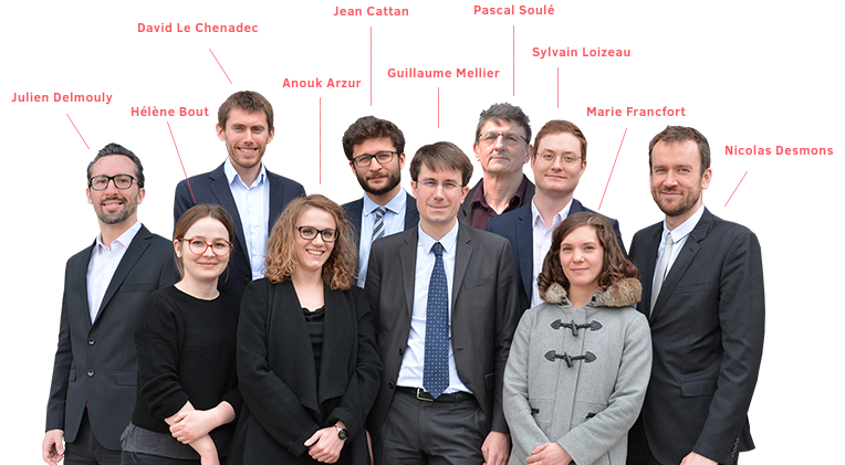 צוות IoT מצרפת