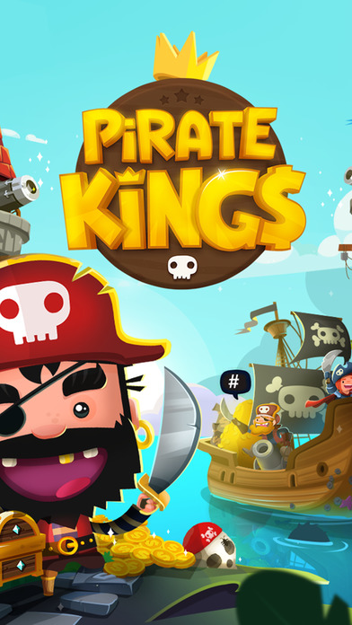 מסך Pirate Kings