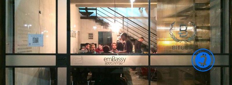 שגרירות ביטקוין בתל אביב