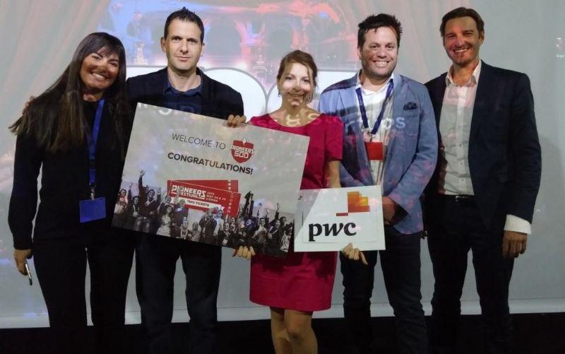 הזוכים בתחרות: Cyber Driveware