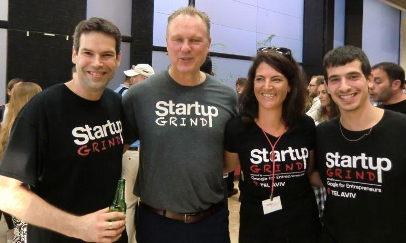 צוות המתנדבים Startup Grind