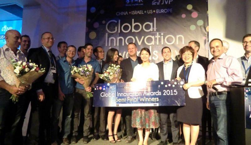 הזוכים בתחרות בישראל