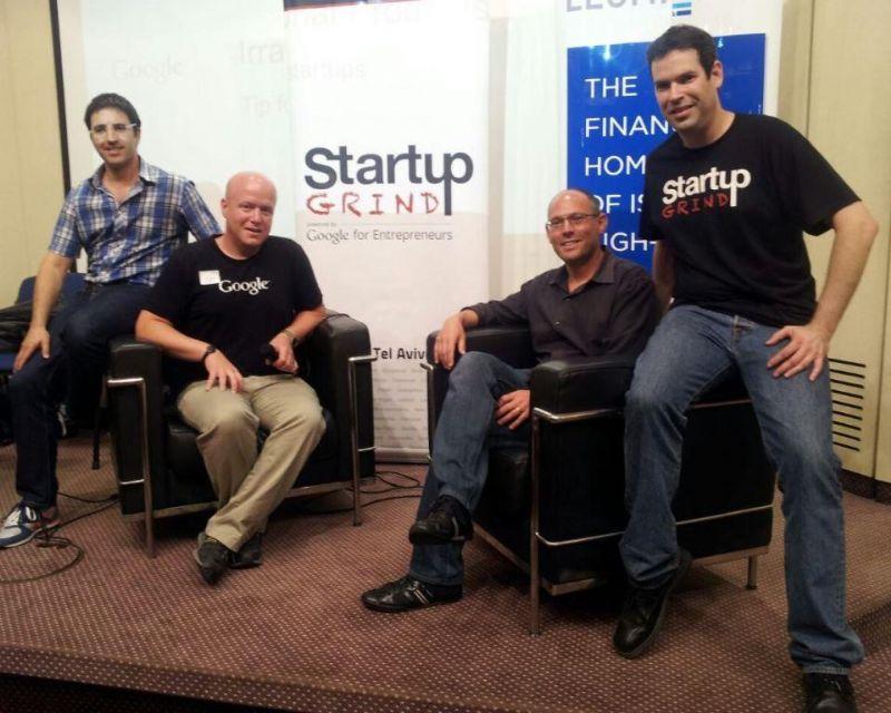 צוות אירוע Startup Grind