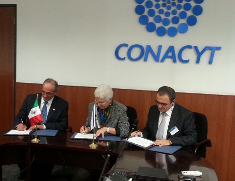 חתימת ההסכם