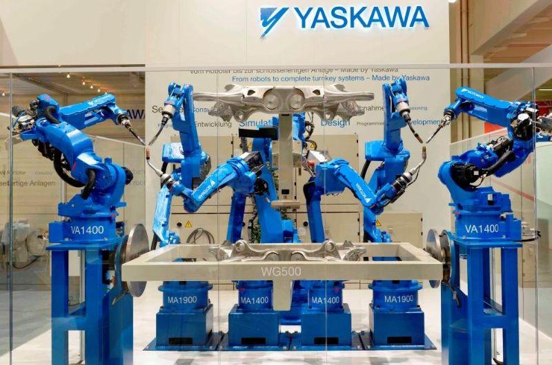 רובוטים יפניים