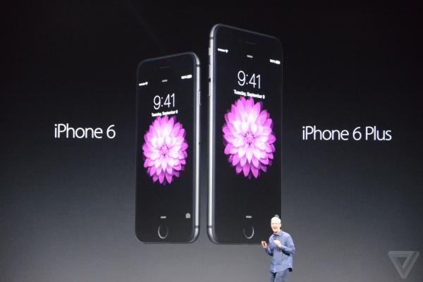2 דגמי אייפון 6