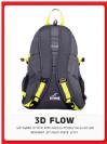מערכת גב 3D FLOW