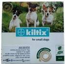 """קילטיקס קטן לכלבים במשקל עד 8 ק""""ג להדברת קרציות"""