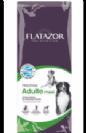 """פלטזור Flatazor מזון לכלבים בוגרים מגזע גדול משקל 15 ק""""ג"""