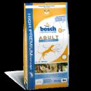 """4015598002080 Bosch מזון יבש לכלבים מבוגרים בטעם תפו""""א ודגים 15 ק""""ג"""