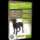 הדברה טבעית אמפו - ריפול קולר לכלבים גדולים