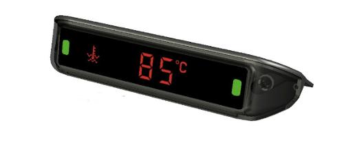 ערכת שעון חום דיגיטלי