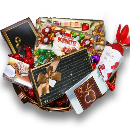 מארז שוקולד M