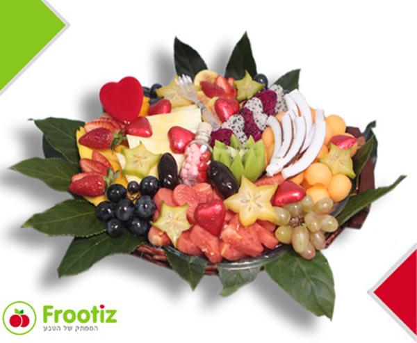 סלסלת פירות אהבה - מדיום