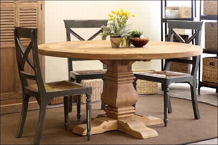 שולחן אבירים עגול
