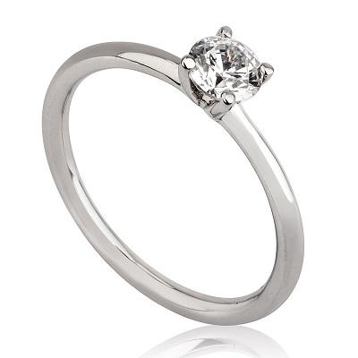 טבעת אירוסין - Tiffany