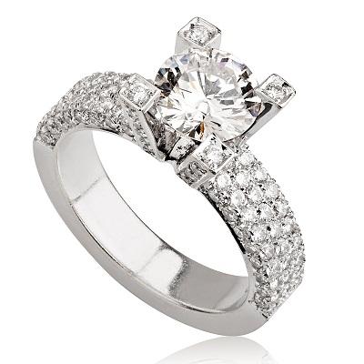 טבעת אירוסין - Plentiful