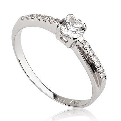 טבעת אירוסין - Circle