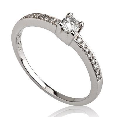 טבעת אירוסין זולה - Noam