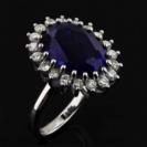 טבעת אירוסין - Diana