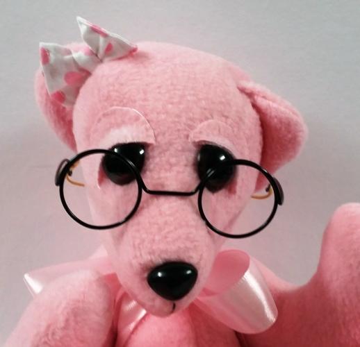 משקפיים לדובים ובובות