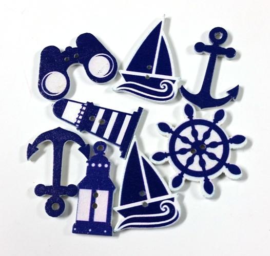 כפתורים מעץ- ים