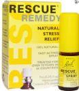 Rescue Remedy, Natural Stress Relief Spray, 0.245 fl oz (7 ml)