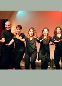 משחק מהחיים - תיאטרון פלייבק