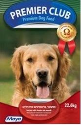 פרימייר קלאב-מזון לכלבים בוגרים