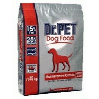 """מזון לכלבים בוגרים ד""""ר פט תוצרת גרמניה"""