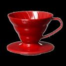 מעמד פלסטיק לקפה פילטר ישר לכוס של Hario V60-2
