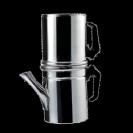 נפוליטנה - מכשיר להכנת קפה רטרו