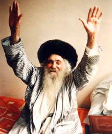 Rabbi Israel Dov Odesser