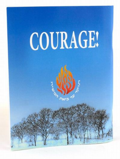 Pamphlet- Courage