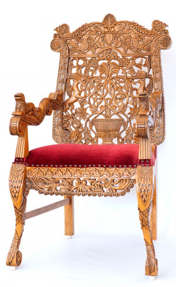 Rabbi Nachman of Breslov`s chair