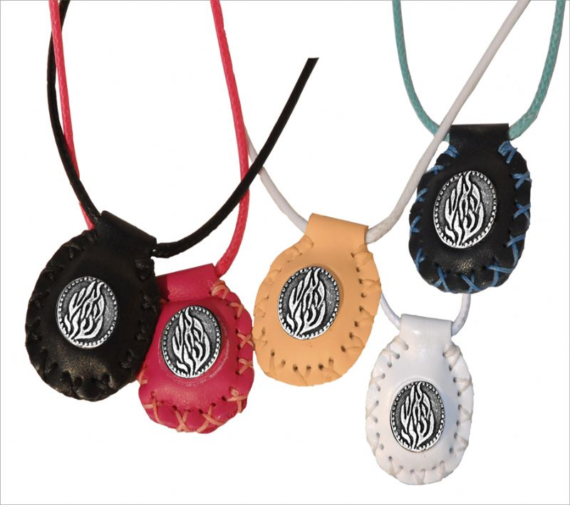 Leather Amulets Various colors | Breslov Amulet
