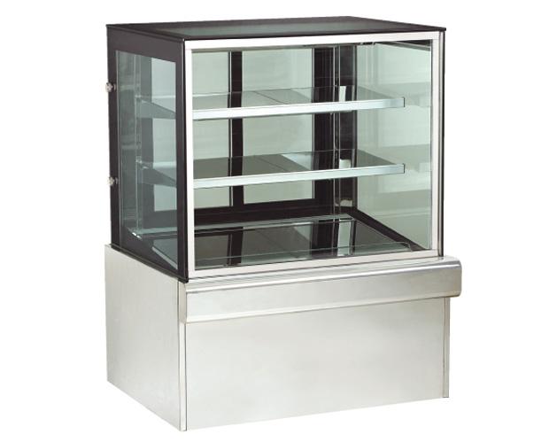 זכוכית ישרה נירוסטה או שיש לבן/שחור - S730V-S770V