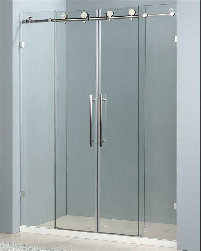 מקלחון חזית CNC