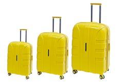 סט 3 מזוודות  -טרול קשיחות