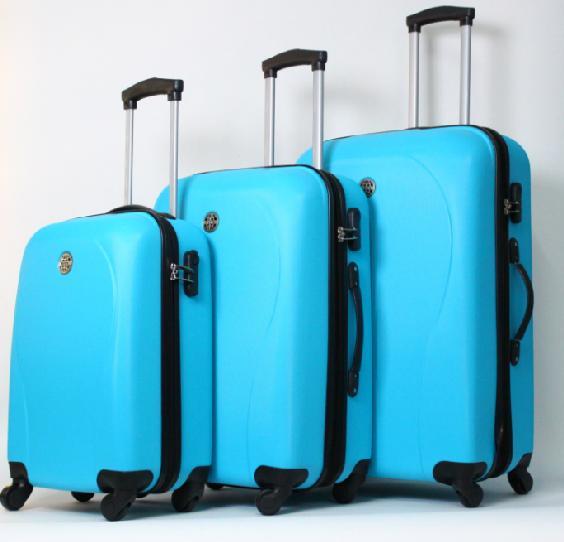 """סט 3 מזוודות """"מטרו"""" במבצע"""